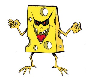 Evil Cheese